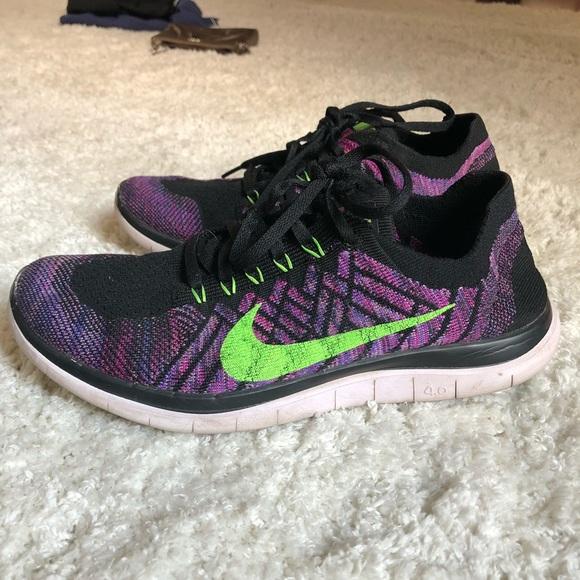 Nike Shoes Used Free 40 Flyknit Poshmark